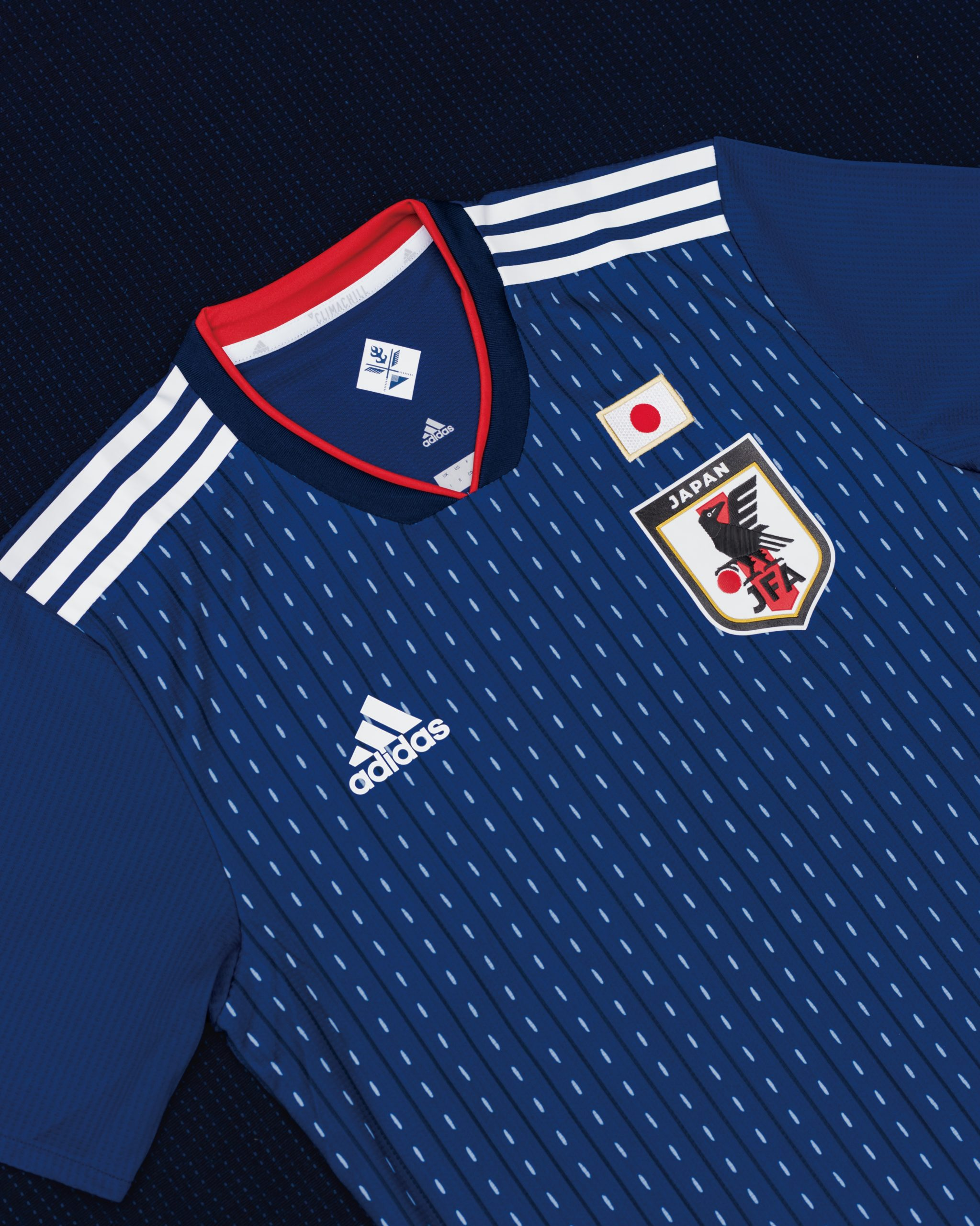 Japan National Team's Jersey Kit