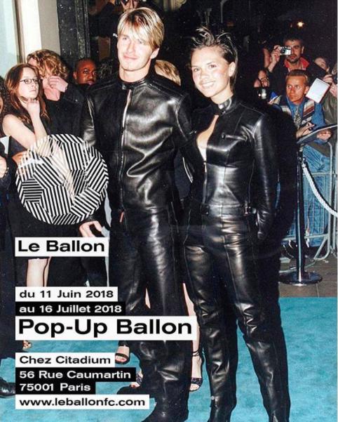 POP-UP Le Ballon