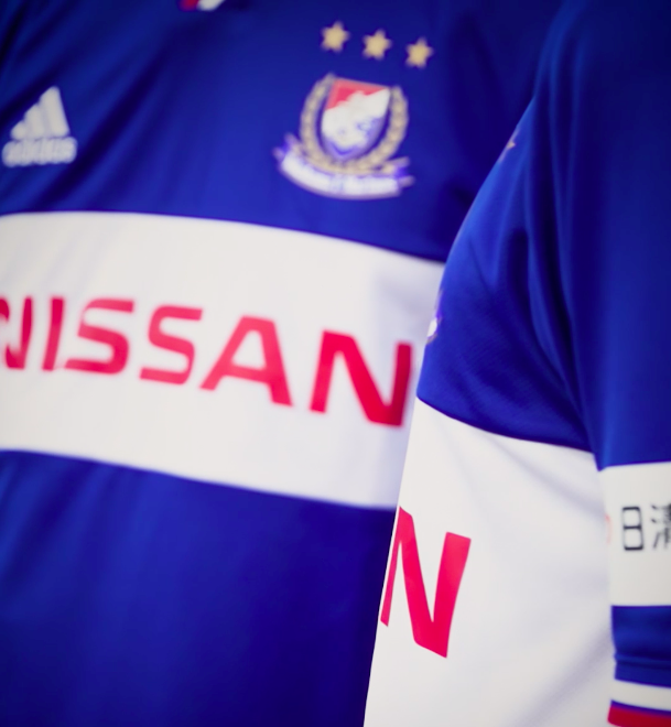 Yokohama F.Marinos × adidas