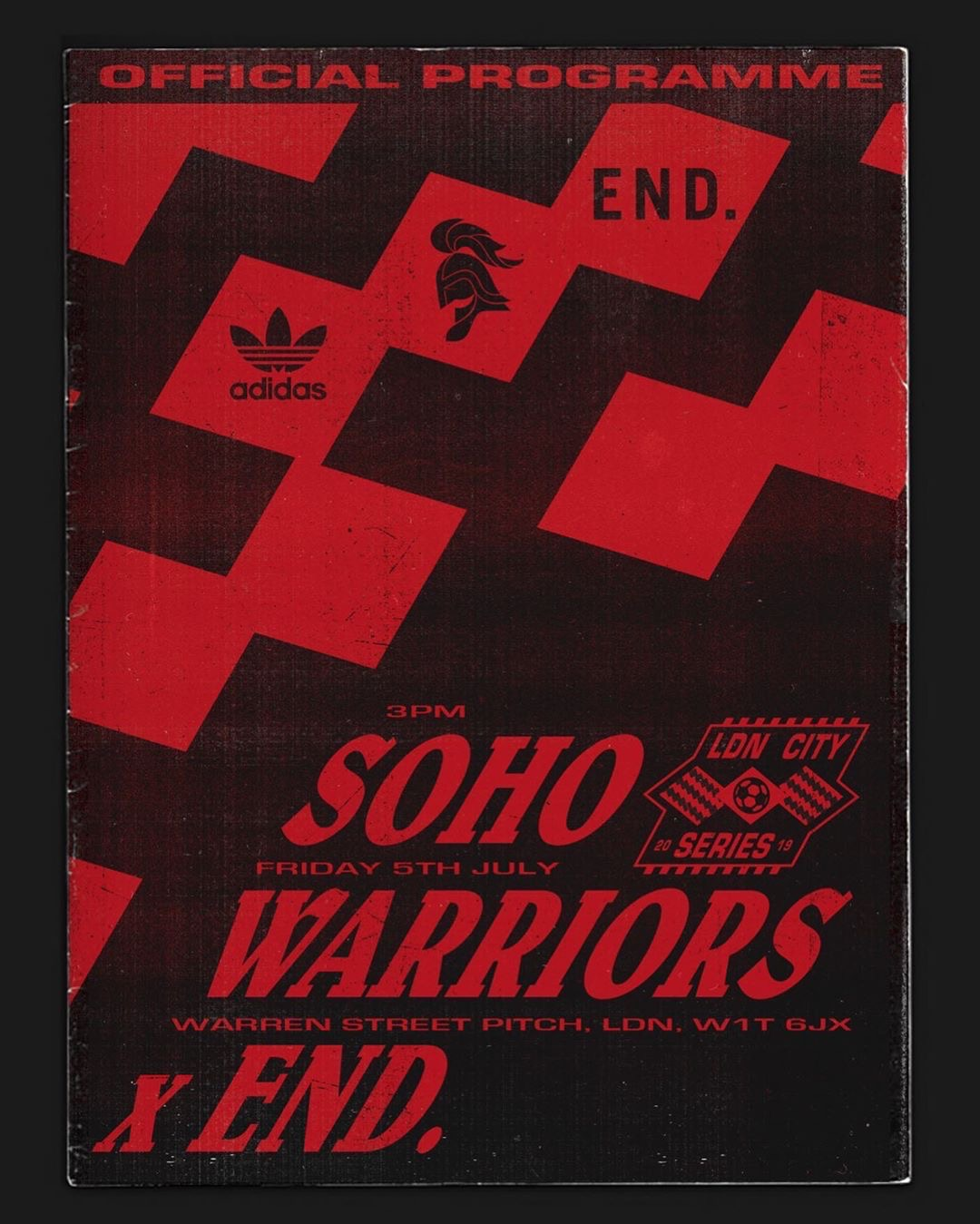 Soho Warriors